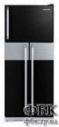 Холодильник Hitachi R-W570AUN6 GBK
