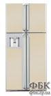 Холодильник Hitachi R-W660AUN9(GLB) Бежевый