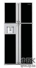 Холодильник Hitachi R-W660AUN9(GBK) Черный