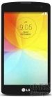 Смартфон LG D295 KW (black white)