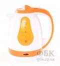 Электрочайник ECOTEC EC-SK2002 White/Orange