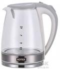 Электрочайник Rotex RKT20-M White